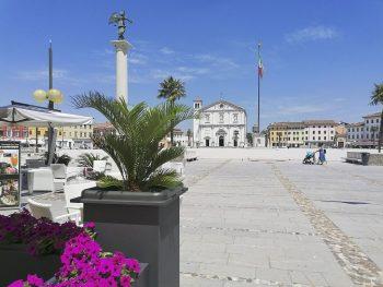 Piazza Grande Palmanova